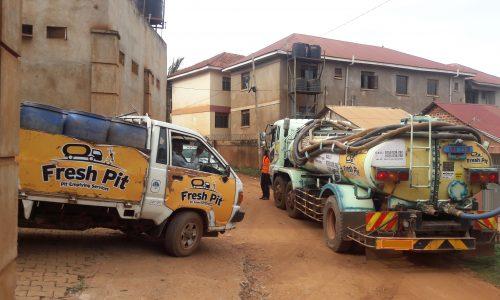 Fresh Pit trucks